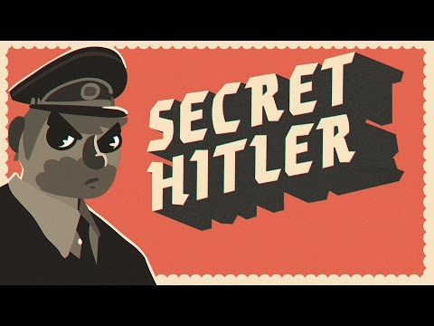 Secret Hitler | 03/20/2016 | Part 1