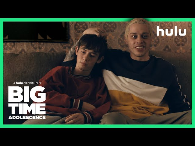 Big Time Adolescence - Red Band Trailer (Official) • A Hulu Original Film