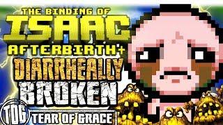 DIARRHEALLY BROKEN (Fecal Freak + Lead Pencil + Sad Bombs) | The Binding of Isaac: AFTERBIRTH PLUS
