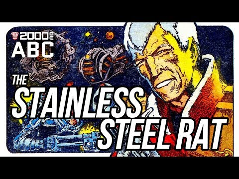 The 2000 AD ABC #111: The Stainless Steel Rat