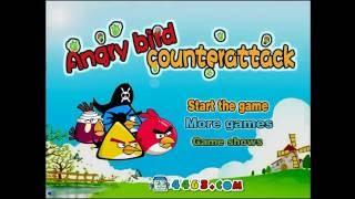 ЗЛЫЕ ПТИЧКИ - Angry Birds - Энгри Бердс - мультфильм Мультики для детей Angry birds подбирают свиней