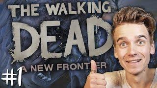 WALKING DEAD RETURNS | NEW FRONTIER | #1