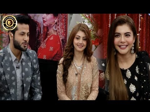 Good Morning Pakistan - Usman Patel & Moomal Khalid - Top Pakistani show