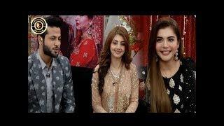 Good Morning Pakistan - Usman Patel & Moomal Khalid - Top Pakistani show