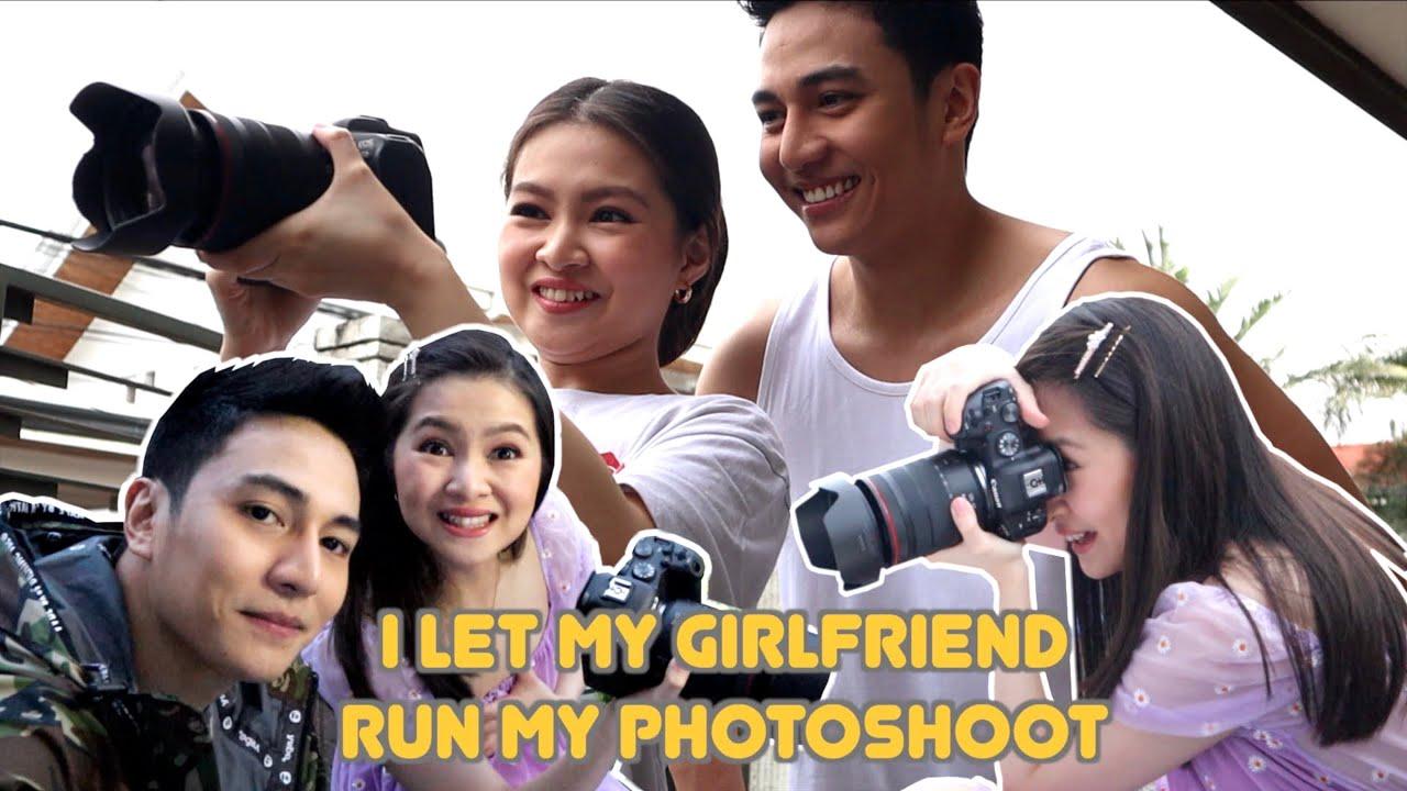 I LET MY GIRLFRIEND RUN MY PHOTOSHOOT