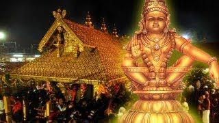 Ayyappa Swamy Songs - Loka Veeram Maha Poojyam - Namaskara Slokam - BHAKTI SONGS