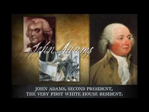 The American Presidents video for the White House Historical Association