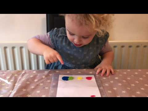 Easy Art Ideas For Kids - NO MESS RAINBOW ART - Fun Activities For Toddlers And Preschoolers