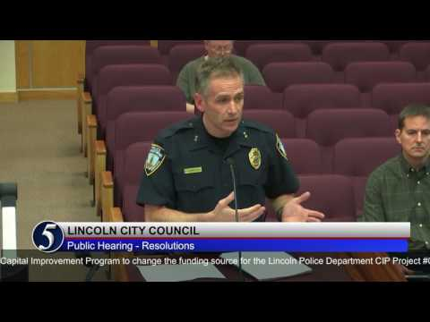 Lincoln City Council Council March 27, 2017