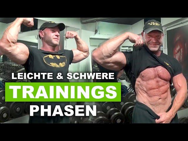 Trainingsphasen gestalten - Interview mit Karsten Pfu?tzenreuter