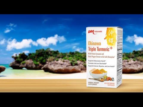 Okinawa Triple Turmeric