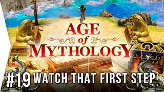 Sneaky Bird! - Age of Mythology ► Mission 19: Watch That First Step - Campaign Let's Play
