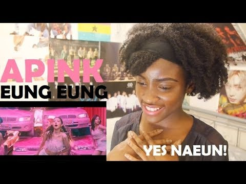 APINK (에이핑크) - %% / EUNG EUNG (응응) MV REACTION [THE GIRLIES DID IT AGAIN!]