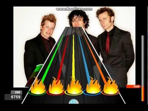 Rizki : 21 Guns - Green Day 100% FC Guitar Flash Expert