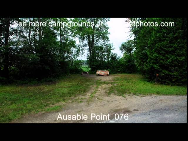 Ausable Point Campground Adirondack Park New York - Naijafy