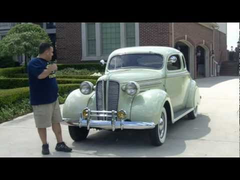 1937 Dodge Brothers Business Coupe Classic Car for Sale in MI Vanguard Motor Sales