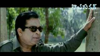 Shakeela Fall in Love With Brahmanandam