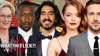 Who Will Win Best Actor & Actress? - Oscars 2017