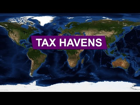 Tax Havens • Explained With Maps