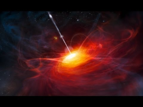 Quasars - from the Milky Way to the Edge of the Universe with Prof Ron Ekers