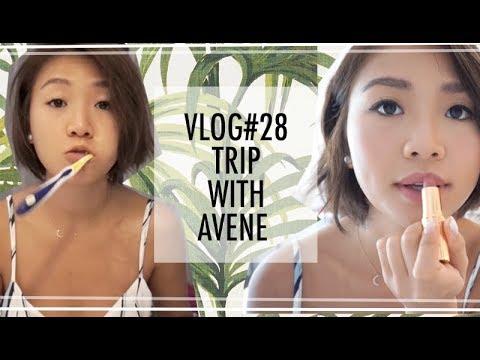 🎃#Vlog 28 法國工作Trip with Eau Thermale Avene  | Pumpkin Jenn🎃