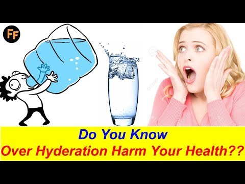 Side Effects Of Drinking Too Much Water – How Over Hydration Harm Your Health - Water Benefits