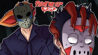 PLAYING FRIDAY THE 13th ON FRIDAY THE 13th [Friday the 13th Game]