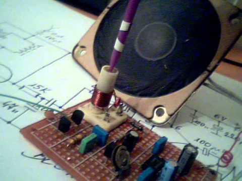 Jak zbudować proste radio FM