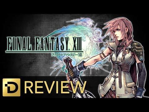 Final Fantasy XIII Retrospective Review