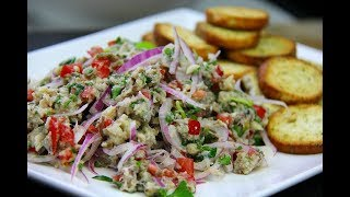 Quick And Tasty Sardines (snack) #TastyTuesdays | CaribbeanPot.com