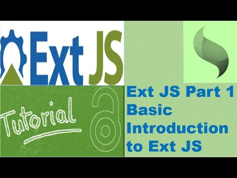 What Is Extjs 4 And A Basic Introduction To Extjs