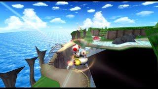 [Mario Kart Wii 400cc TAS] Koopa Cape 52 586