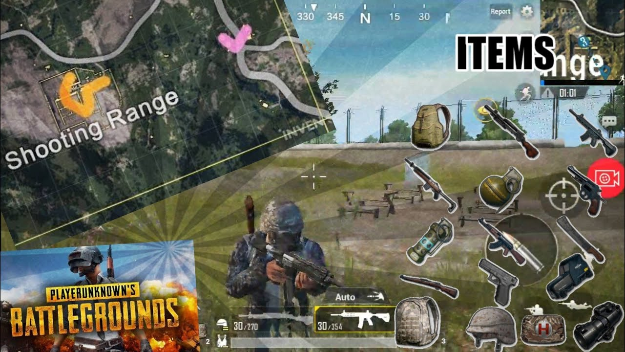 Pubg Mobile Map Review Erangel Everything To Know About Shooting