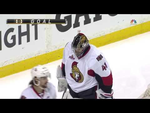Ottawa Senators vs Boston Bruins - April 17, 2017 | Game Highlights | NHL 2016/17