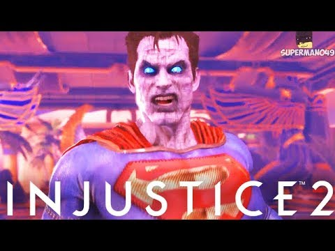 BIZARRO MAKING PEOPLE RAGE QUIT 650 DAMAGE COMBO - Injustice