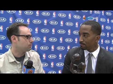 1-on-1: J.R. Smith, Sixth Man of the Year