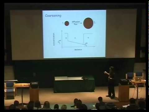 Metals and Alloys, lecture 12, Alloys for Elevated Temperatures