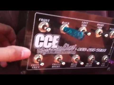 How To Wire Lowrider Hydraulics - YouTube | Hydraulics Switch Box Wiring Diagram 10 |  | YouTube