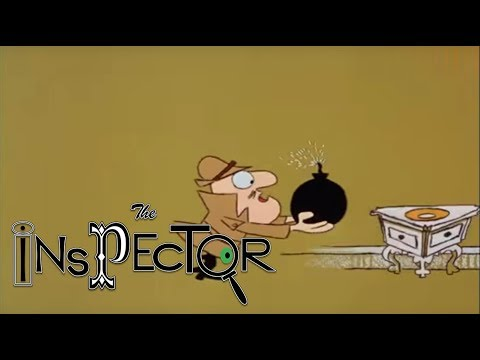Napoleon Blown-Aparte | Pink Panther Cartoons | The Inspector