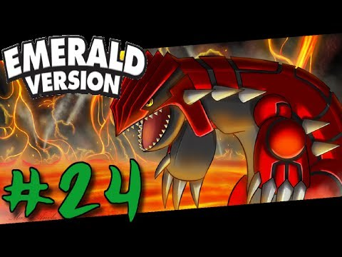 Pokemon: Emerald - Tam Çözüm#24 : Groudon