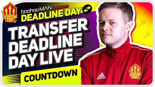 CAVANI No. 7 & DIALLO DONE! MAN UNITED TRANSFER DEADLINE DAY + Pellistri Signing Soon? | MUFC News