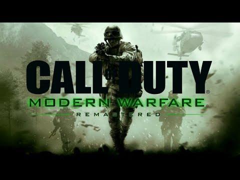 COD Modern Warfare Remasterizado ESTO SI ES UN CALL OF DUTY! thumbnail