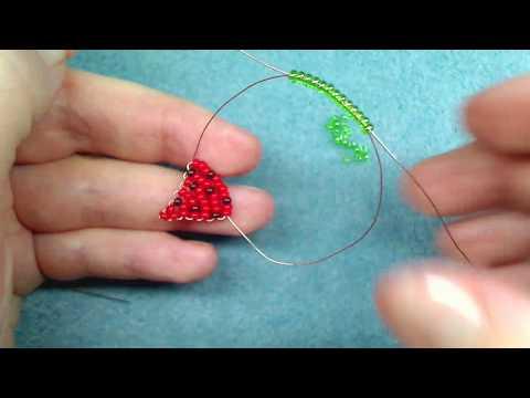 Плетение из бисера игрушек
