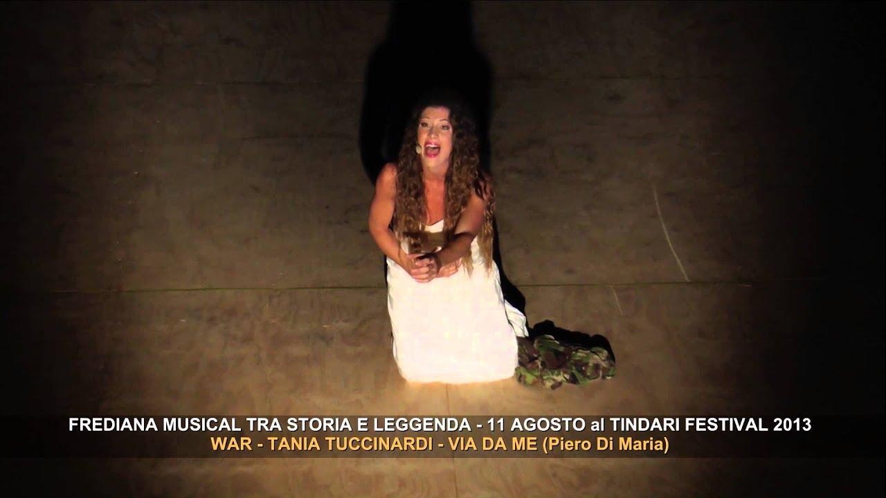 Download TANIA TUCCINARDI -  WAR e VIA DA ME Piero Di Maria
