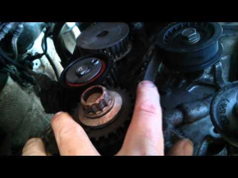 VW Beetle 1.4 Water pump failure ...bewarned!!