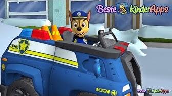 Paw Patrol Spiel ⛄ Winter Schnee Mission 🐾 Beste Kinder Apps