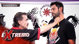 ¡Nos ponemos al límite practicando el peligroso arte del Kali! Arte marcial extrema. |Al Extremo