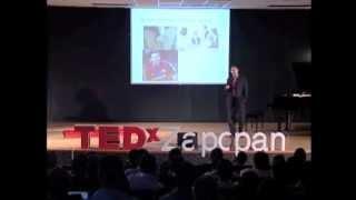 Cómo crear una Sociedad Prospera y Feliz: Pablo Ayala at TEDxZapopan