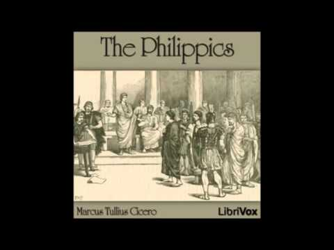 The Philippics (audiobook) by Cicero - part 2