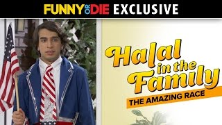 Halal In The Family: The Amazing Race